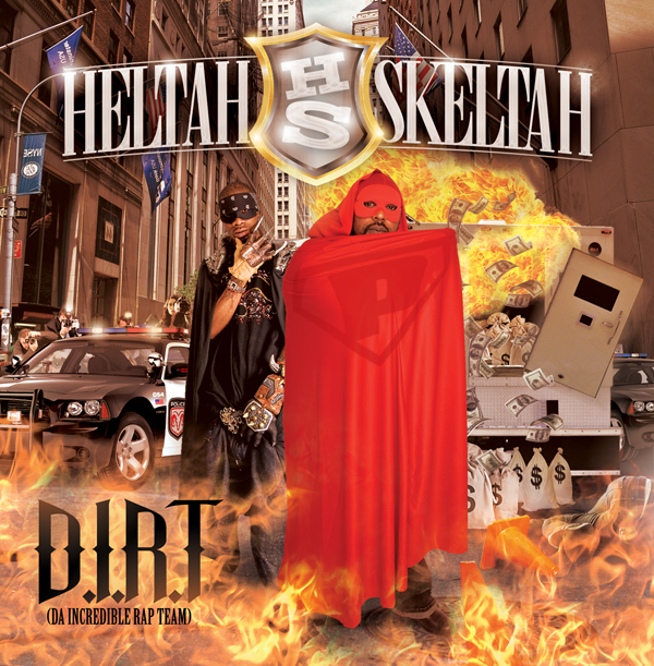 Heltha Skeltah - D.I.R.T. album cover