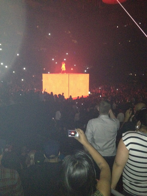 Watch The Throne concert