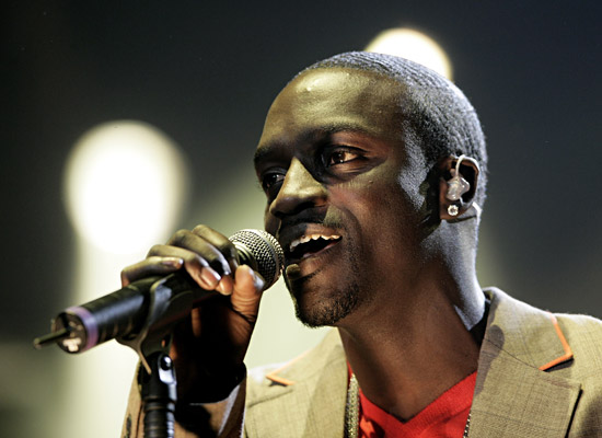 Akon Ringtone Download