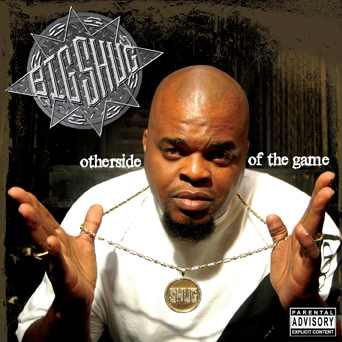 Big Shug Otherside of the Game album cover