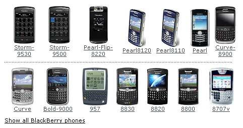 Blackberry Ringtones – Get Music Ringtones for your Blackberry