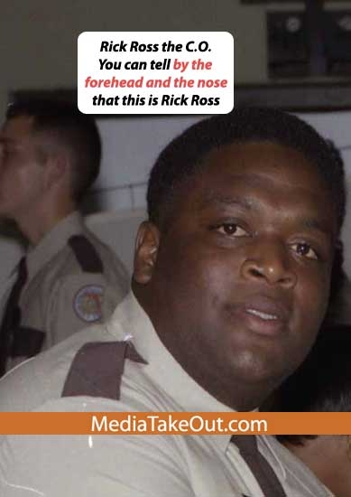 Corrections Officier Rick Ross