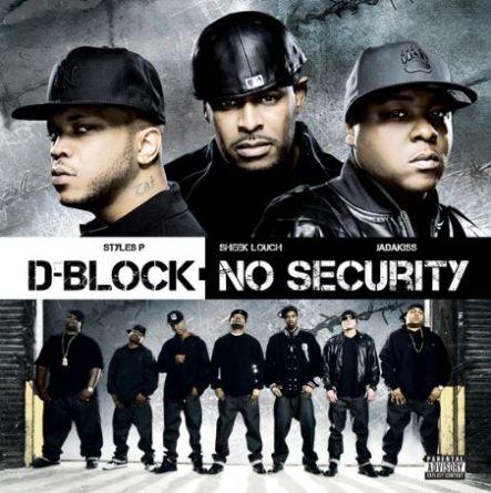 D-Block No Security Cover