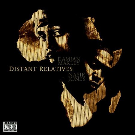 Nas Damien Marley Distant Relatives