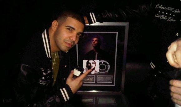 Drake First Week Sales