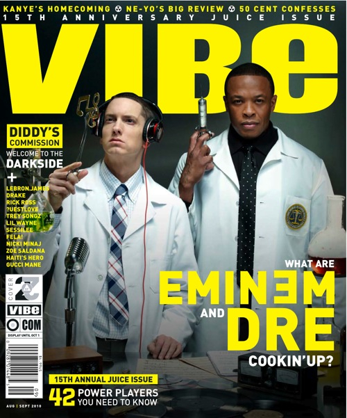 Eminem Vibe Magazine