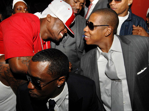 50 Cent Jay Z Diddy I Get Money Forbes Remix Snippet