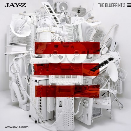 Jay-Z Blueprint 3 album cover