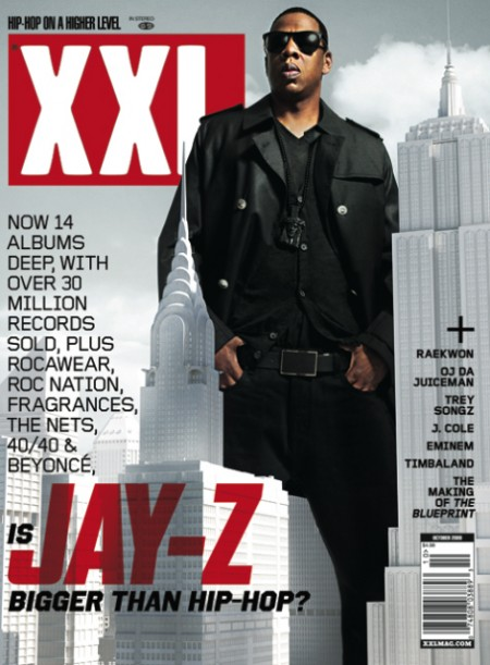 Jay z makes xxl october 2009 cover malvernweather