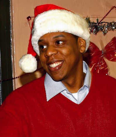Jay-Z Claus