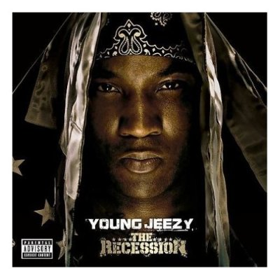 Young Jeezy -The Recession Album Cover