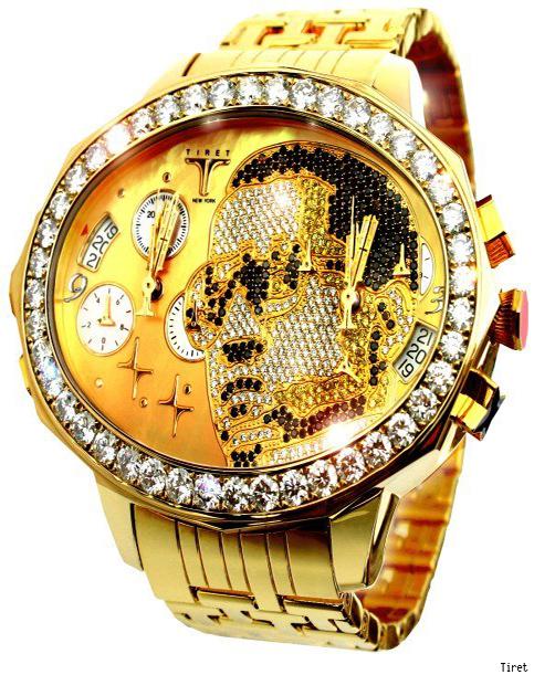 Kanye West Tiret Watch