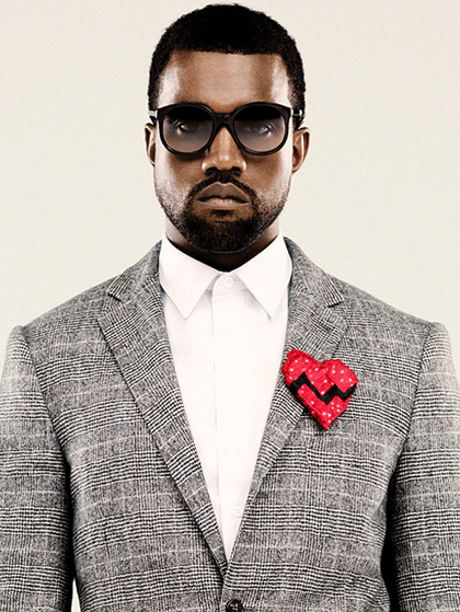 Kanye West 808s & Heartbreak