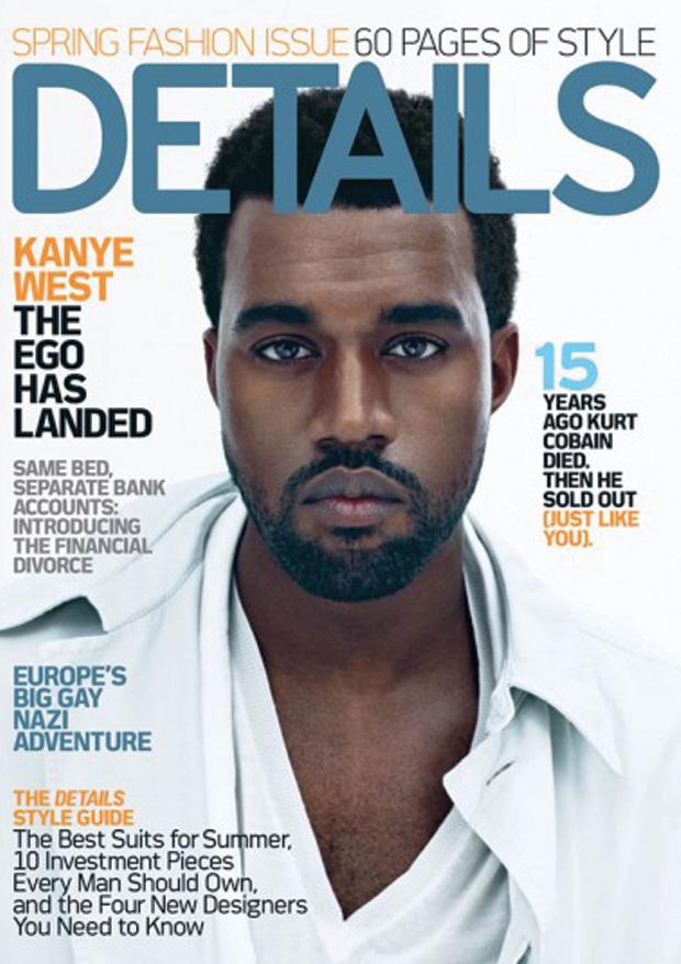 Kanye West Detail