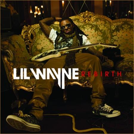 Lil Wayne Rebirth Cover Art