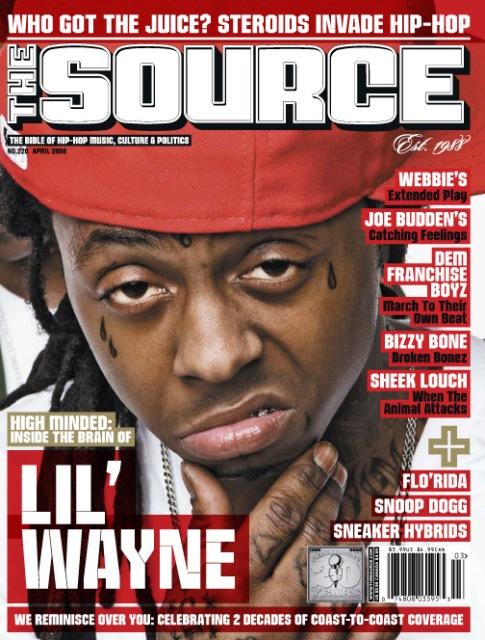 Lil Wayne The Source