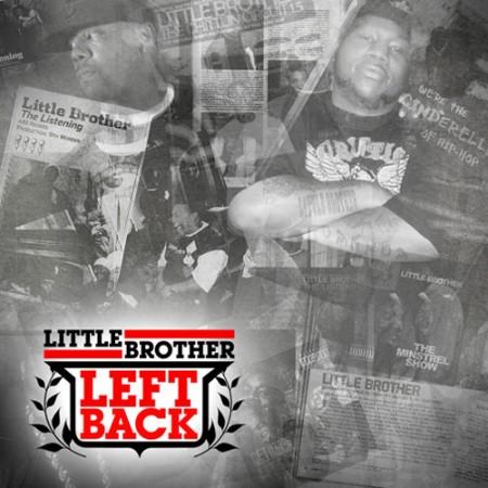 Little Left Back Cover