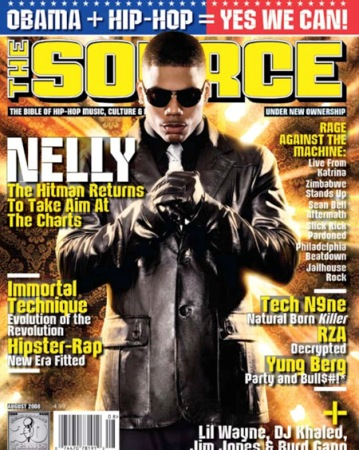 Nelly Source Cover