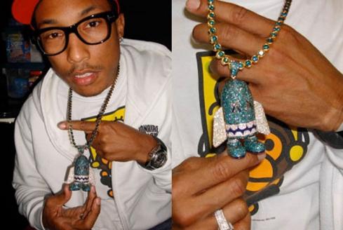 Pharrell's new chain