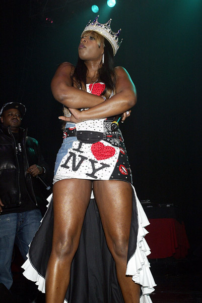 Remy Ma in a Disgusting Photo