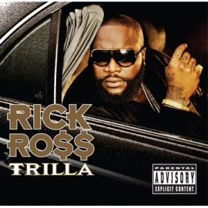 Rick Ross Trilla Album Cover