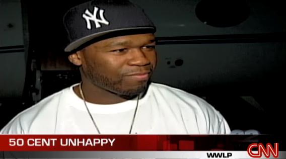 50 Cent retire