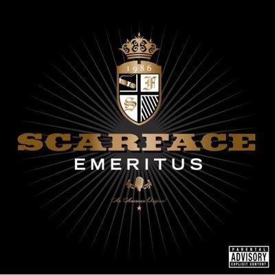 Scarface Emeritus Album Cover