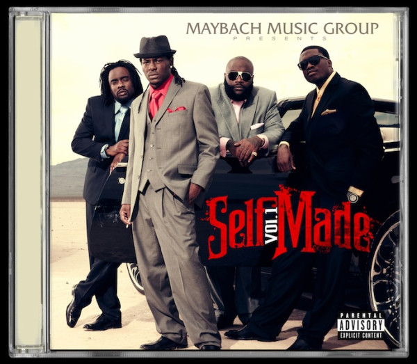 Mayback Music Self Made album cover
