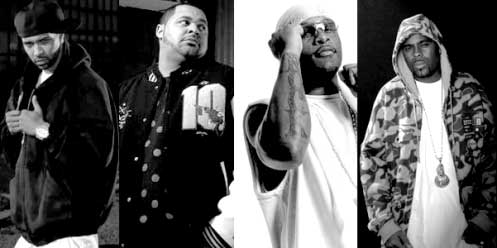 Slaughterhouse Rap Group