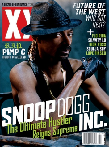Snoop Dogg XXL Magazine