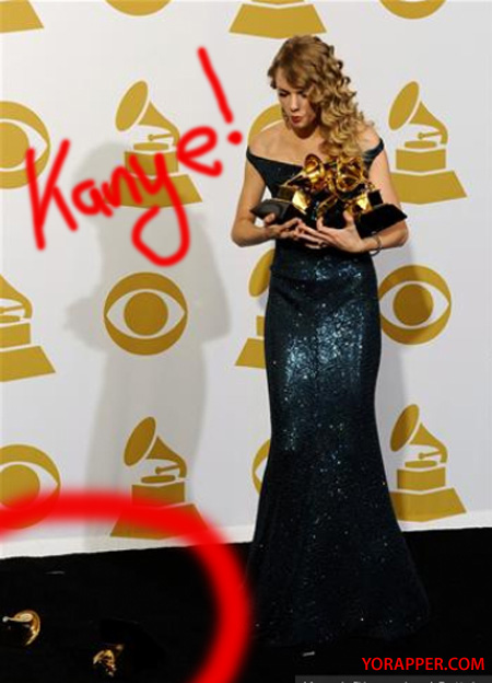 Taylor Swift breaks grammy