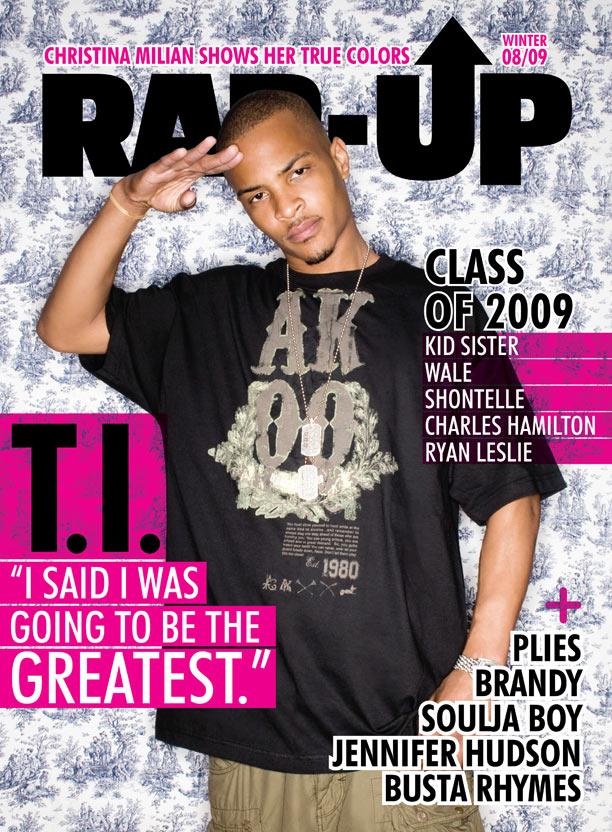 T.I. rap up