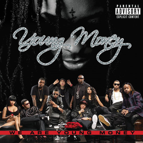 Young Money We are young Money album cover