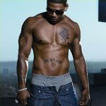 nelly-shirtless