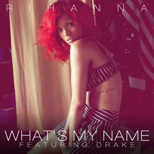 rihanna quotwhats my namequot ringtone