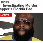 Officer Rick Ross Investigating Murder?
