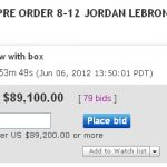 AIR YEEZY 2'S SELLING FOR $89,000?