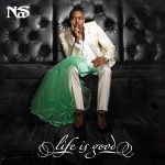 "Nas Lost: ""Life Is Good"" Cover Art"