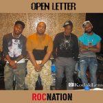 Jay-Z - Open Letter