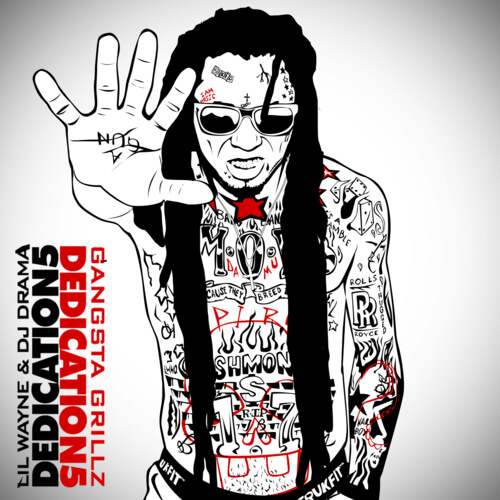 Lil Wayne Randomly Releases Dedication 5 Mixtape