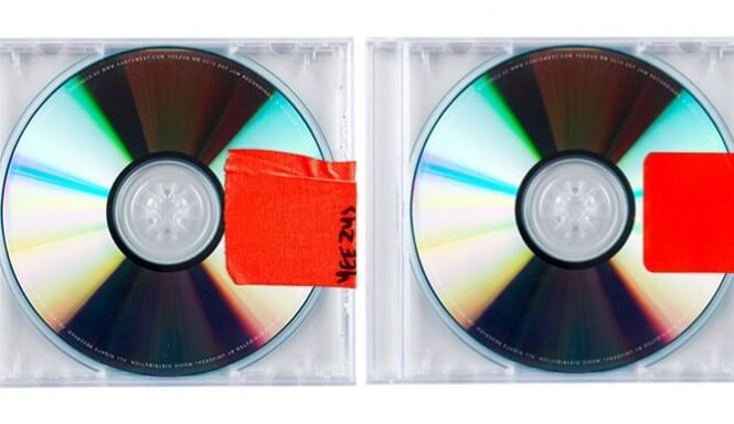 Yeezus Real Album Cover Everything We Know Abo...