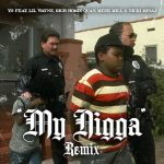 YG ft. Lil Wayne, Meek Mill, Nicki Minaj & Rich Homie Quan – My Nigga Remix