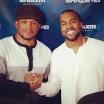 Kanye Explodes on Sway During Interview